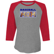 SAC1-BB30017 - Baseball MOM