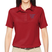 Good Sister Evil One - Ladies' Cayman Performance Polo