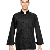 7 oz. Eight Button Chef Coat