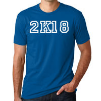 2Kyear - Men's Premium Fitted Short-Sleeve Crew Thumbnail