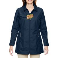 Ladies' Excursion Ambassador Lightweight Jacket with Fold Down Collar Thumbnail