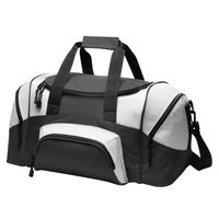 Small Colorblock Sport Duffel Thumbnail