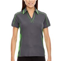 Ladies' Sonic Performance Polyester Piqué Polo Thumbnail