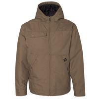 Men's 8.5oz, 60% Cotton/40% Polyester Storm Shield TM Hooded Canvas Yukon Jacket Thumbnail