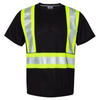 Enhanced Visibility Contrast T-Shirt Thumbnail