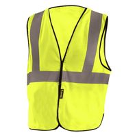 Men's Value Flame Resistan Non-Ansi Solid Vest Thumbnail