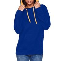 Unisex French Terry Pullover Hoodie Thumbnail