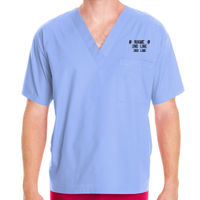 * Name - 2nd & 3rd line - Adult Restore 4.9 oz. Scrub Top Thumbnail