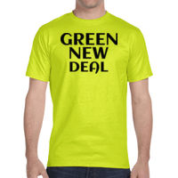 Green New Deal - DryBlend® 5.6 oz., 50/50 T-Shirt Thumbnail