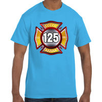 * SAC2-FB70011 - Emergency Maltese Cross with fill in - 6.1 oz. Tagless® T-Shirt Thumbnail