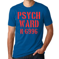 * PSYCH WARD - Men's Premium Fitted Short-Sleeve Crew Thumbnail