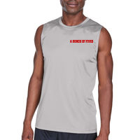 * A BUNCH OF FIVES - Men's Zone Performance Muscle T-Shirt Thumbnail