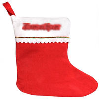 * Christmas Stocking - Font Old English - 15 inch Christmas Stocking Thumbnail